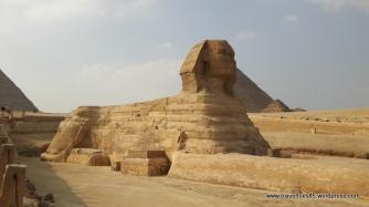 Sphinx, Giza, Egypt