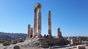 Citadel, Jordan
