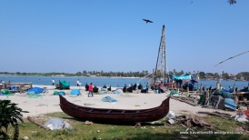 Cochin Harbor, Kerala