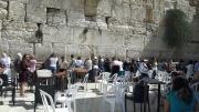 The Wailing Wall, Jerusalem