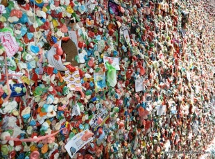 The Gum Wall, Seattle