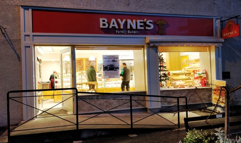 Baynes in Bridge of Allan.JPG